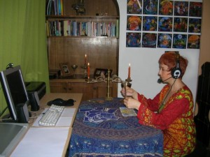 Tarot online, Tarotistas y Videntes
