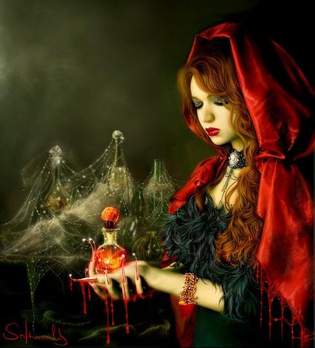 Hechizos de amor de la manzana. Tarotistas y Videntes