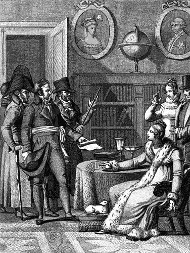Madame Lenormand arrestada, Los mejores Tarotistas, Tarotistas y Videntes