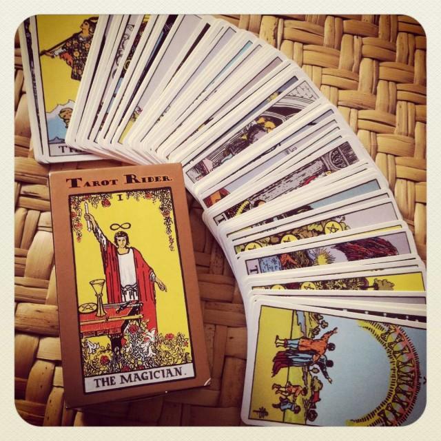 Rider-Waite-Tarot, las cartas del Tarot, Tarotistas y Videntes