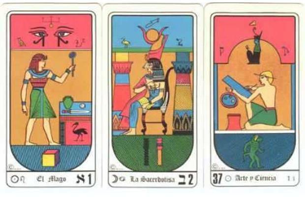 Tarot Egipcio Kier El Tarot Egipcio, Tarotistas y Videntes