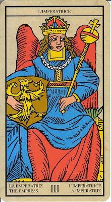 Arcanos Mayores – La Emperatriz