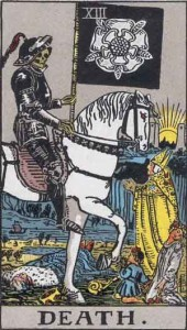 Death tarot rider waite
