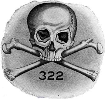 Skull and Bones, Sociedades Secretas, tarotistas y videntes