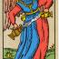 Arcanos Mayores – La Templanza